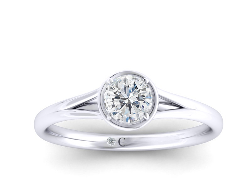 Diamond Corporation South Africa Engagement Rings Clic No 7