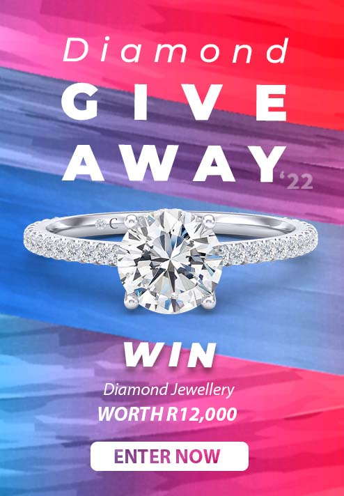 Win an engagement ring Diamond Corporation South Africa